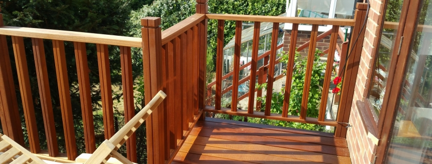 Wellington Hill Decking 14